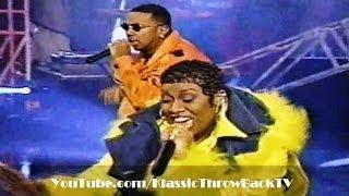 "Timbaland, Missy Elliott, Ginuwine - ""Up Jumps Da Boogie, Luv 2 Luv U"" - Live (1997)"
