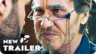 THE SUPER Trailer (2018) Val Kilmer Thriller