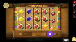 How to win big on Fruits of the Nile slot game - BetDeal.com