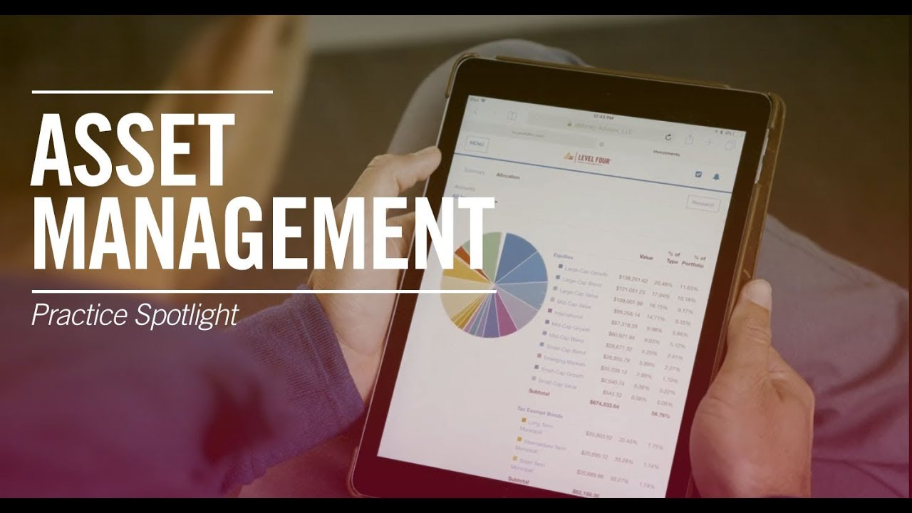 Asset Management | Level Four Advisory Services