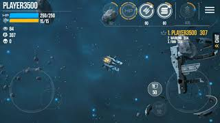 Galaxy.io Space Arena (beta) Gameplay | Android Arcade Game