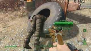 Fallout 4 013 - Цех сборки машин Корвега