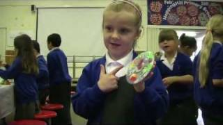 Christmas Craft At Hopping Hill School (year 1 Class)