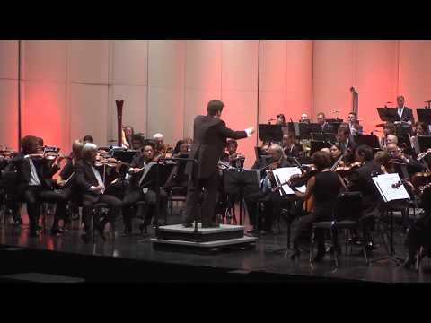 """""""Rosenkavalier Suite""""   Richard Strauss   OSSODRE    Mtro. Diego Naser"""