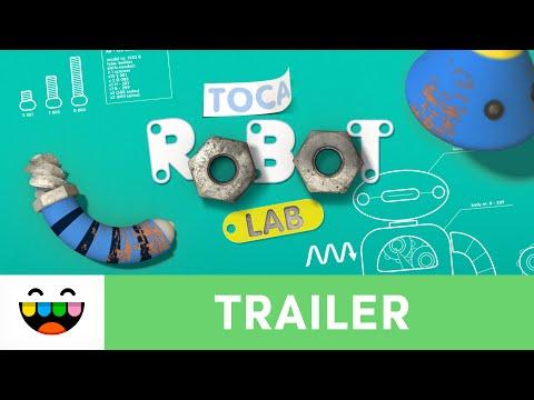 Toca Robot Lab, una aplicación para crear robots