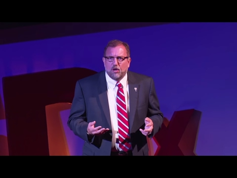 Using Technology to Improve Disaster Recovery | Steve Riley | TEDxSavannah