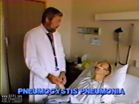 """1985 """"AIDS: An Incredible Epidemic"""" by San Francisco General Hospital"""