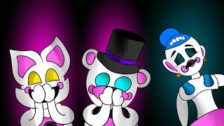 Minecraft Fnaf: Sister Location - Funtime Freddy And Funtime Foxy Prank Ballora (Minecraft Roleplay)