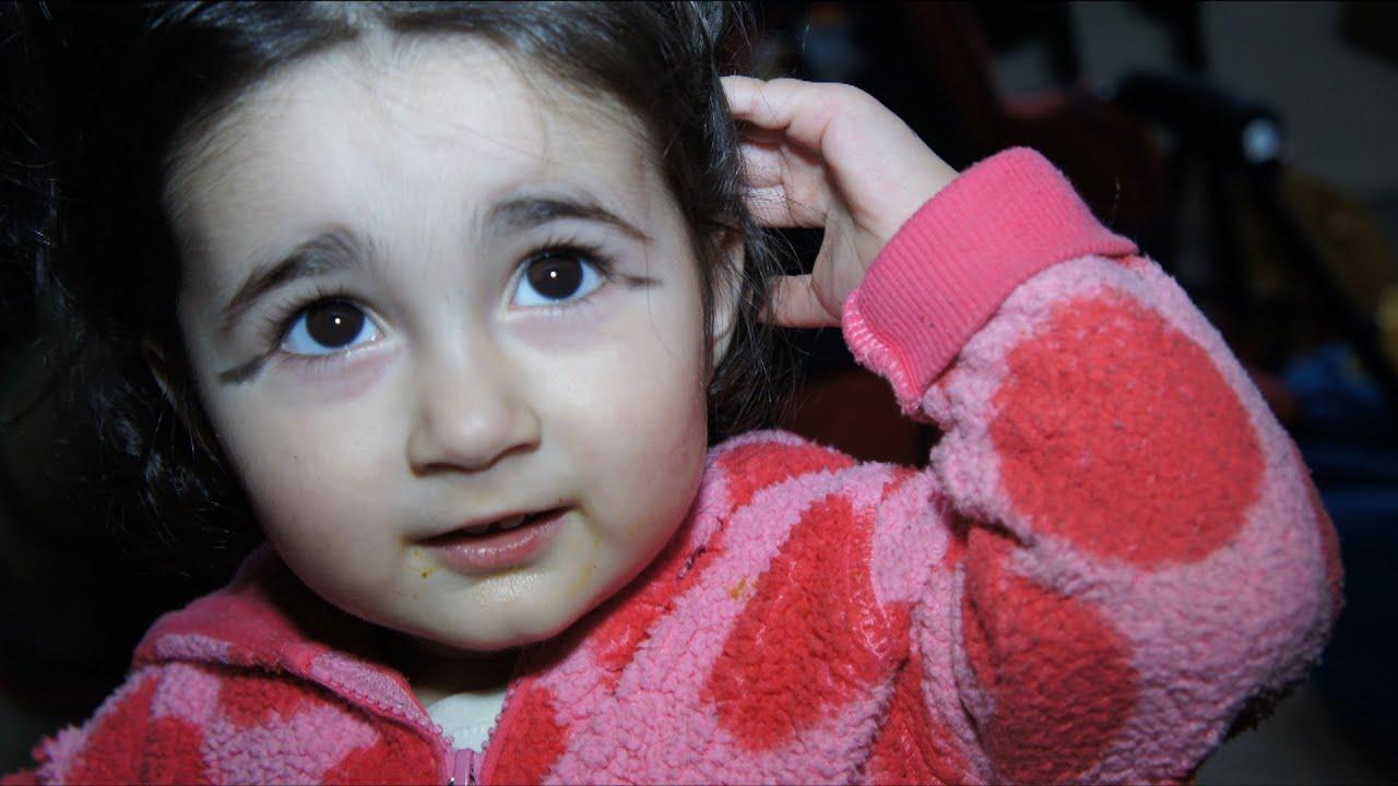 მღერიან პატარები 2 წლის ლილე ელაშვილი lile elashvili კარი დატოვე ღიაო
