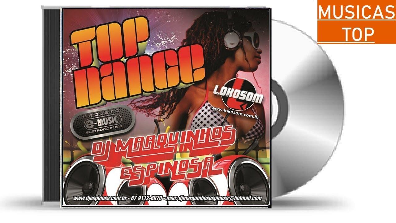 CD Top Dance 2012 [by DJ Marquinhos Espinosa]