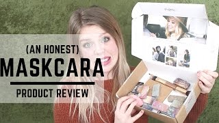 AN HONEST MASKCARA REVIEW || mlm product review