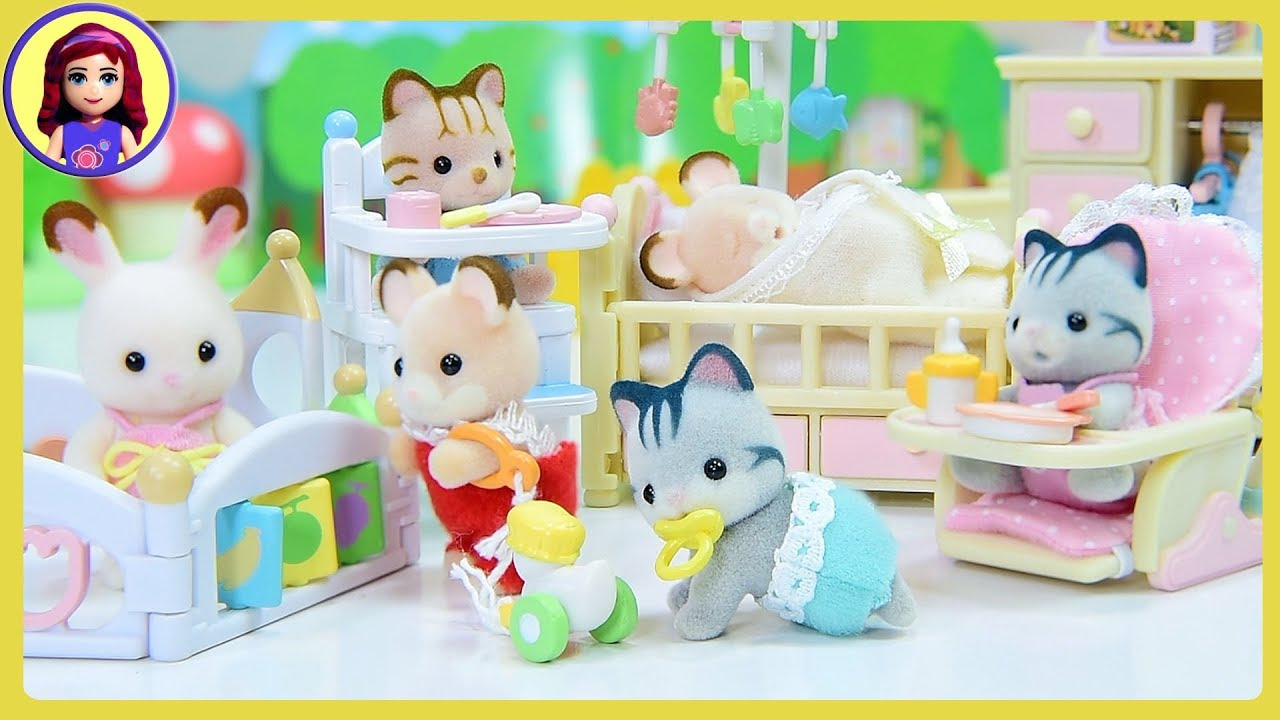 Sylvanian Families baby house baby chair B-31