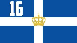 King Of Kings, Ruler Of Rulers [16] Greece Victoria 2 Gameplay
