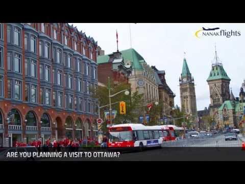 Ottawa Tourist Guide   Cheap Flights to Ottawa   Nanak Flights