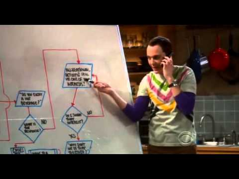 The Big Bang Theory   The Friendship Algorithm   YouTube