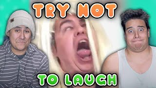 This Challenge Can Not Be Done! **TRY NOT TO LAUGH**