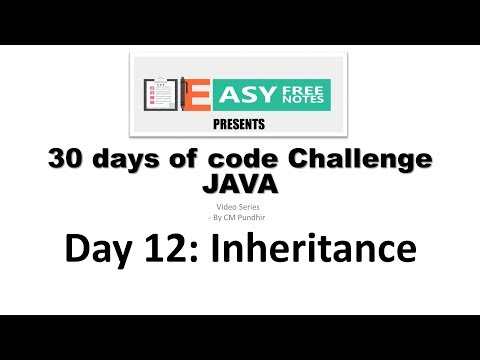 day-12:-inheritance,30-days-of-code-challenge-(hackerrank)-in-java