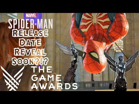 Spider-Man PS4 Release Date Reveal at The Game Awards 2017?!? VOTE FOR MARVEL'S SPIDER-MAN!!!