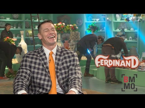 John Cena Interview - Ferdinand