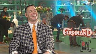 John Cena Interview - Ferdinand