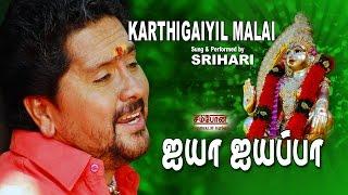 Srihari | Ayyappan Devotional | Karthigaiyil Malai