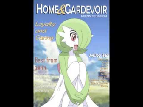 pokemon lemon fanfiction gardevoir