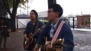 SanQ Band Kaze no Tabibito ( เพื่อนร่วมทาง / Friendship) in Tokyo Yoyogi Park 8.Nov.2015