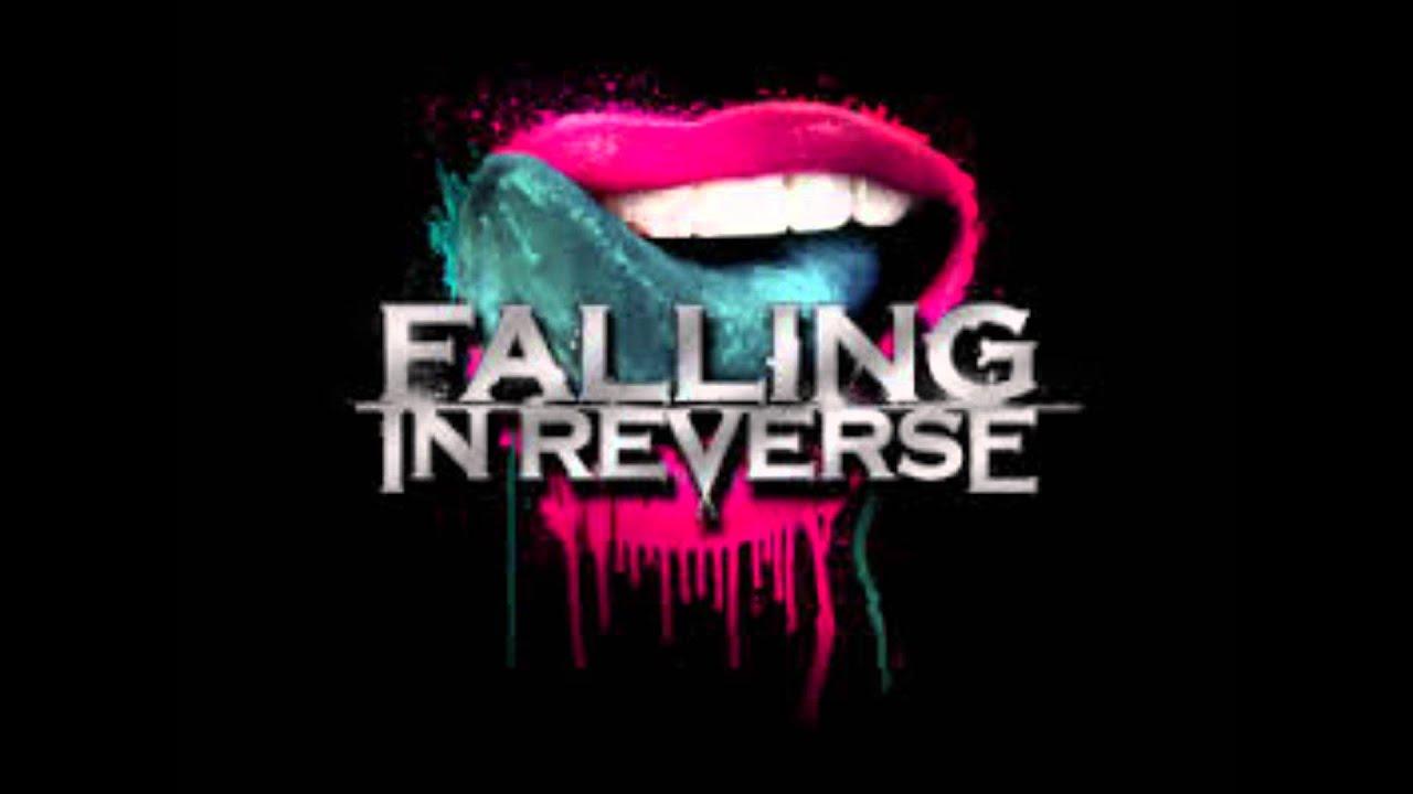 Falling In Reverse Logo Wallpaper Falling In Reverse Rolling Stone Youtube
