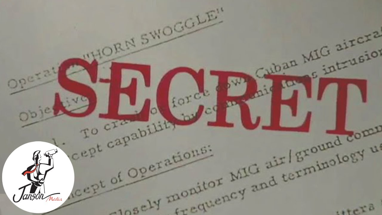 Download Secrecy - Official Trailer (Distributed by Janson Media)