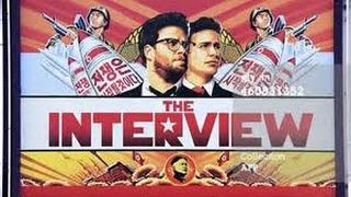 Dave's movie review on the interview