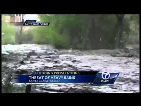Santa Clara Flooding