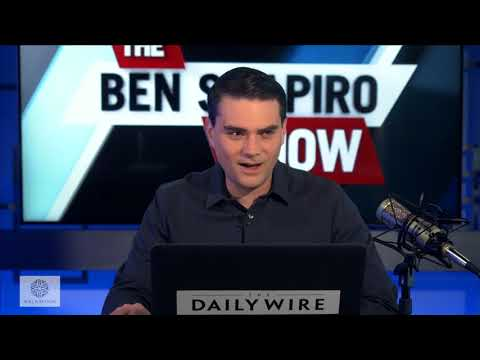 Ben Shapiro Reacts to Cory Booker Meltdown