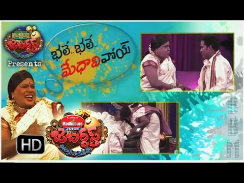 Jabardasth - 1st September 2016- Full Episode - ETV Telugu