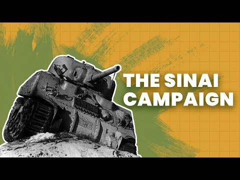 The War for Control of the Suez Canal
