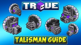 WHAT ARE TALISMANS USED FOR? | Rare Trove Mounts - How to Get & How to Use