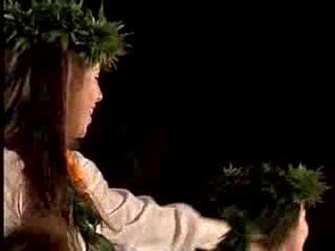 Hula Halau 'O Kamuela from Oahu- 2007 Merrie Monarch winners