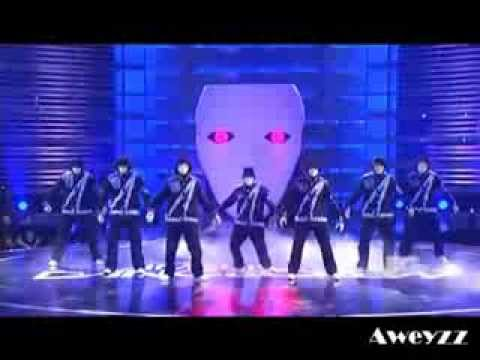 """Nhóm nhảy hay nhất thế giới """"thời điểm hiện tại""""-jabbawockeez"""