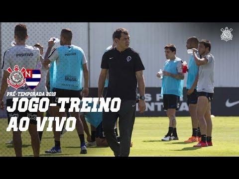 ff996ef8d6 AO VIVO - CORINTHIANS X NACIONAL-SP - JOGO-TREINO - YouTube