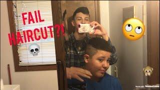HAIRCUT FAIL?!