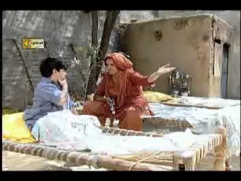 nartopa hazro nikammay puttar (pothwari drama) part2013