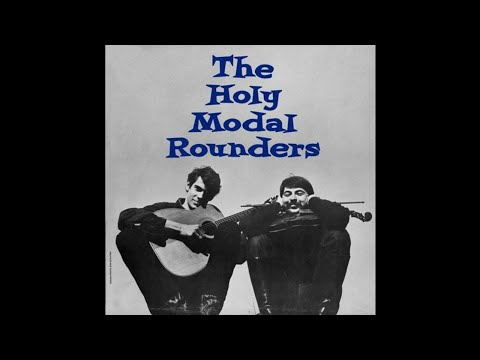 The Holy Modal Rounders - Mr. Spaceman