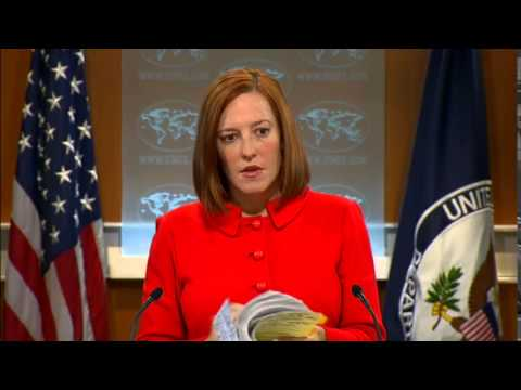 Daily Press Briefing:  January 28, 2015