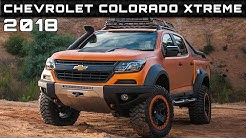 2018 Chevrolet Colorado Xtreme Review Rendered Price Specs Release Date