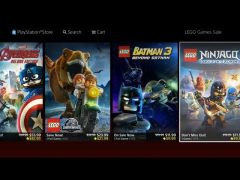 PS3 & PS Vita Game for less than $1 PSN Deals of The Week PS PLUS ...