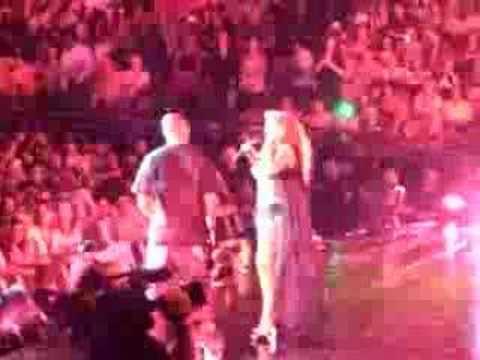 Mariah Carey/Jay-Z MSG NYC 8/23