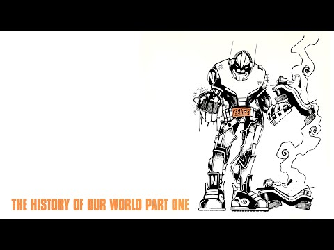 DJ DB - The History Of Our World: Part One (1994)