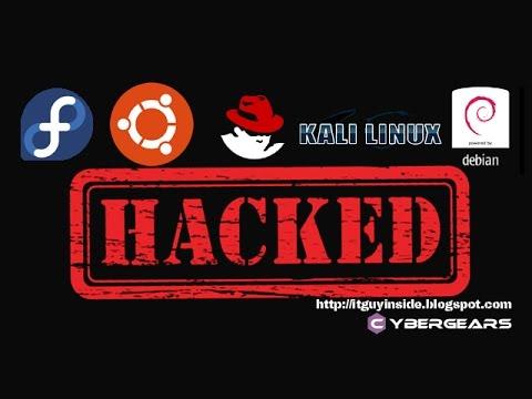 change user linux password crack