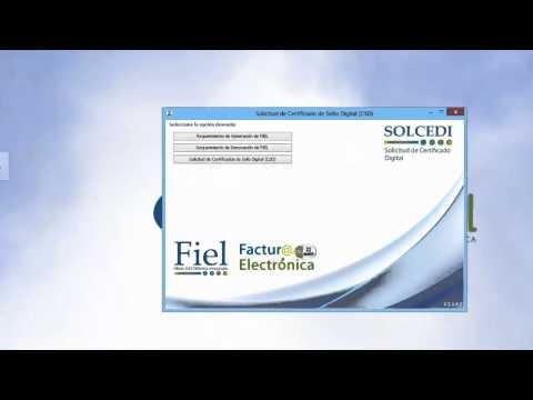 Como Tramitar Certificado de Sello Digital CSD 2014, Problema de Compatibilidad Solcedi SOLUCIONADO!