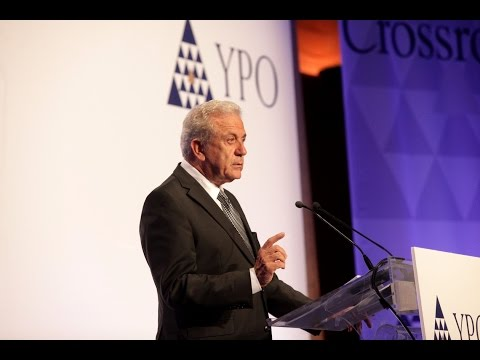 Speech by Commissioner Avramopoulos at the European Regional Conference, YPO Athens 22/9/2016