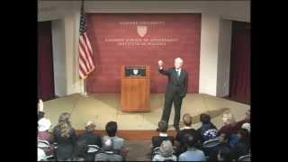 BBC Radio's The Public Philosopher with Michael Sandel | Institute of Politics